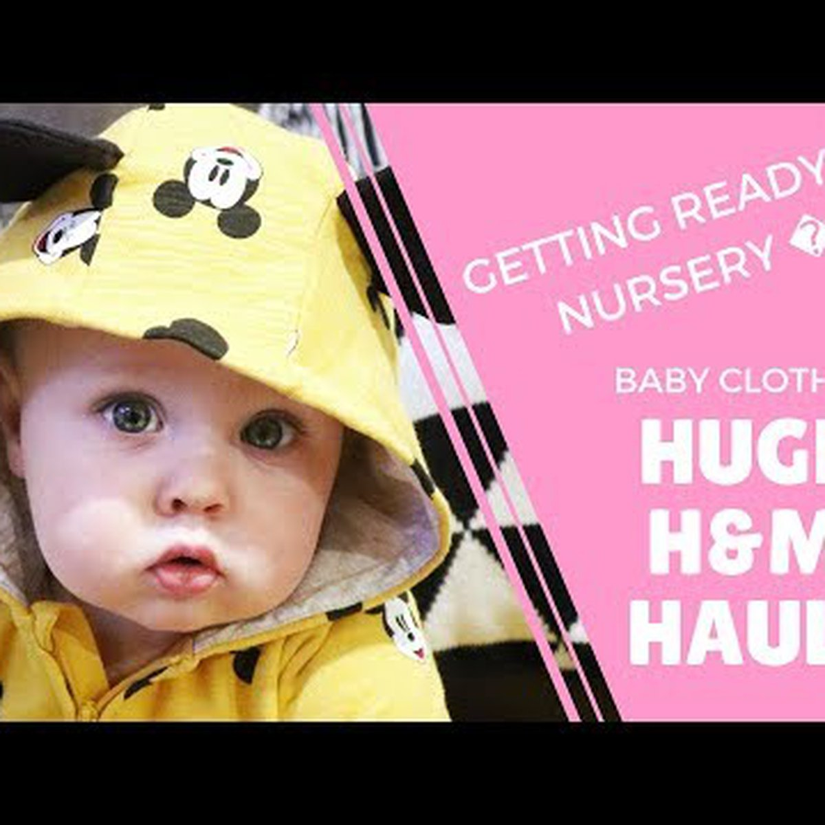 6efa25dbc Huge h&m baby clothes haul | getting ready for nursery | baby boy clothes |  oh hi diy!