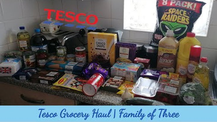 Ocado party food grocery haul | once in a lullaby | Channel Mum